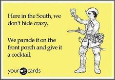 South humor