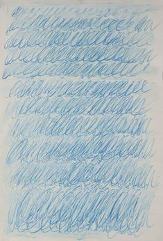Color Outside the Lines: Cy Twombly