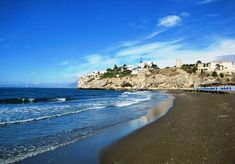 Playa Rincon de la Victoria one of the great beaches east of Malaga