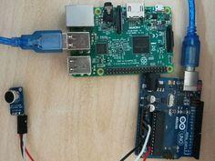 Plotting Sound Sensor Data from Arduino using Python