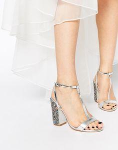 ASOS+HARTLEY+Heeled+Sandals