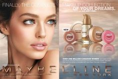 Maybelline Ads | Maybelline Spring Summer 2010 Ad Campaign