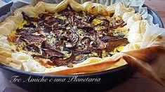 Torta+salata+mascarpone,+funghi+e+salsiccia. Camembert Cheese, Acai Bowl, Breakfast, Food, Mascarpone, Salads, Acai Berry Bowl, Breakfast Cafe, Essen