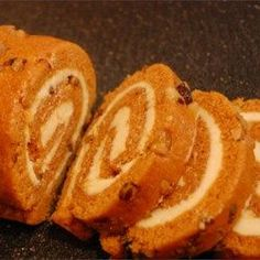 Pumpkin Roll II - Allrecipes.com