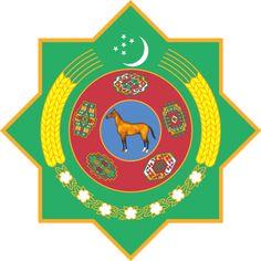 File:Emblem of Turkmenistan.svg