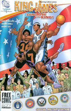 King James Long Live The King (2005) 1B Lebron Cavaliers
