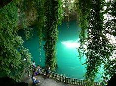 #antalya, waterfall, #paradise#turkey