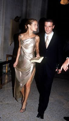 Carolyn Murphy - love this dress