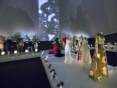 The Glamour of Italian Fashion 1945 - 2014: Inside the Exhibition - Victoria and Albert Museum