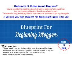 Blueprint For Beginning Bloggers  Affordable and easy to understand blogging e-course for beginners. Click the banner to sign up.  #BBB #blogging #bloggers Write Online, School Supplies Organization, Make Money Writing, Build A Blog, Fiction Writing, Creating A Blog, Blog Tips, Social Media Tips, How To Start A Blog