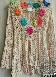 Fabulous Crochet a Little Black Crochet Dress Ideas. Georgeous Crochet a Little Black Crochet Dress Ideas. Crochet Bodycon Dresses, Black Crochet Dress, Crochet Jacket, Crochet Cardigan, Crochet Shawl, Pull Crochet, Knit Crochet, Crochet Designs, Crochet Patterns