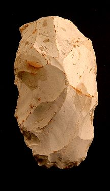 Mesolithic tranchet adze