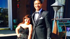 With quarterback as her date, teen with Down syndrome named prom queen