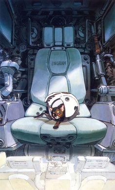 80s anime Patlabor