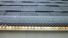 Tired of Cleaning Gutters? Leaf Shields and Gutter Guards Offer Less Maintenance