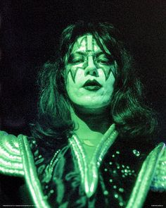 (Rare) Ace Frehley Pictures