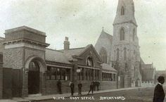 Google Image Result for http://www.bhsproject.co.uk/images/pc_postoffice_hw.jpg    This looks like St Pauls Church. The post office here has now been replaced by Brentford School for Girls.
