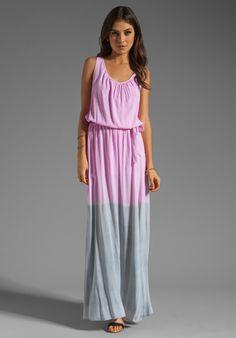 WOODLEIGH Quinn Dress in Blush - Dresses