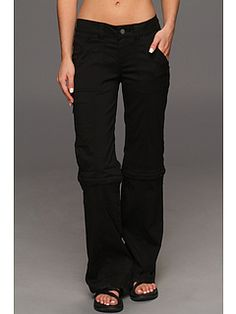 Prana Monarch Convertible Pant - most comfortable pants I've ever worn!  I want another pair!!