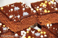 Lebkuchen vom Blech - Nathania Mvungama-Lubbe - My Ideas Easy Smoothie Recipes, Snack Recipes, Healthy Pumpkin Bread, Ice Cream Party, Pumpkin Spice Cupcakes, Ice Cream Recipes, Christmas Desserts, Nutella, Food Processor Recipes