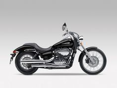 Honda Shadow Spirit VT750DC (Чоппер), обзор и фото мотоцикла Хонда Шэдоу Спирит ВТ750ДЦ