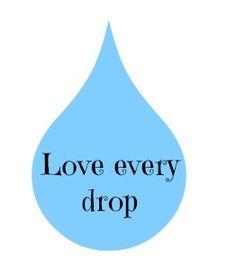 Teaching kids to save water!