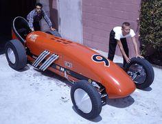 1958 Ike Iacono Dragster