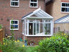 Small Gable Conservatory