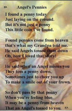 Angels pennies