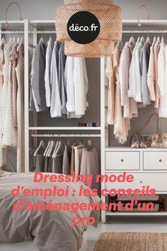 Posséder un dressing est le rêve d'une majorité de Français (et surtout de Françaises, notamment les serial shoppeuses . Mais il ne faut pas confondre dressing, placard, et rangements... Voilà pourquoi Alexandre Dos Santos, commercial chez Quadro, nous dit tout ce qu'il faut savoir sur le dressing !