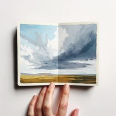 big sky / small scale. By Carrie Shryock.