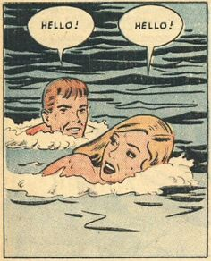 Little did she know he was a Merman looking for love .He unexpectedly fertilized her eggs while swimming . She didn't feel a thing ....