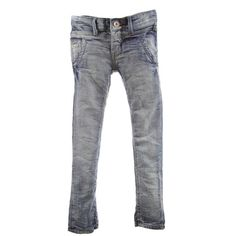 Vingino jeans Asella/Lange broeken/Broek/Meisjeskleding/Zoem Kidsfashion