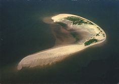 Lütje Hörn, one of the smallest of the East Frisian Islands