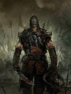 Dark Fantasy is the Best Fantasy Dark Fantasy, Fantasy Concept Art, Fantasy Rpg, Medieval Fantasy, Fantasy Artwork, Warhammer Fantasy, Fantasy Warrior, Warrior Angel, Fantasy Battle