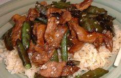Sesame Pork Stir Fry Recipe - Food.com