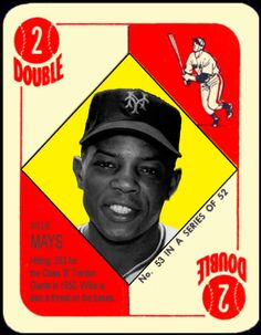 1951 Topps, Willie Mays, New York Giants, Baseball Cards That Never Were. Baseball Scoreboard, Giants Baseball, Sports Baseball, Baseball Teams, Football, National Baseball League, Old Baseball Cards, Baseball Sunglasses, Willie Mays