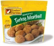 Homestyle Turkey Meatballs - You can buy at Costco Foster Farms, Pork Ham, Turkey Meatballs, Italian Style, Allrecipes, The Fosters, Dog Food Recipes, Almond, Appetizers