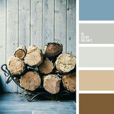 celeste y marrón, color foresta, color negro madera, combinación de colores para invierno, elección de colores para el hogar, marrón grisáceo, matices cálidos del marrón, selección de colores de invierno, tonos grises, tonos marrones.