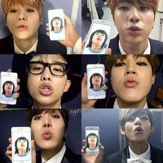 BTS copying pre-debut Jungkook