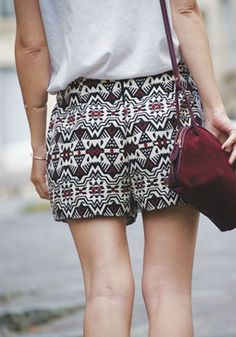 short couture facile