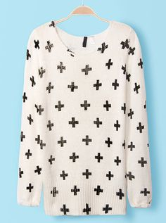 I totally have this sweater