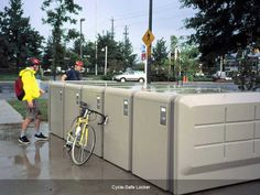 Cycle-Safe Locker | Cycle-Works Limited