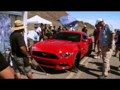 All-New 2015 Ford Mustang Silver Screen Debut in Need for Speed