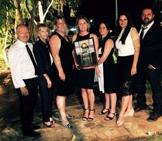 Very proud of 2014 #birdsvilleraces receiving the award for best Major Festival and Event at the #outbackqueensland tourism awards last night for the third year running. Thank you to everyone who makes it happen. #thisisqueensland #oqta #rfds by thebirdsvilleraces