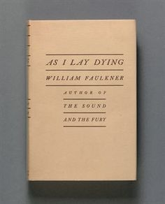 Faulkner kinda rocks. Even though this book was extremely confusing.