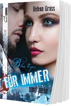 """4 Sterne für """"Blue Eyes - Für immer und dein"""" von Buchjunkies, http://www.buchjunkies-blog.de/?action=review"""