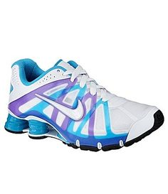 buy online f4896 a401c Nike Womens Shox Roadster Running Shoes I freakin want these!