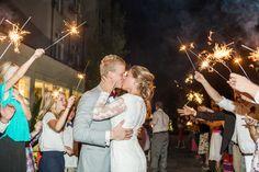 Sleepy Ridge Weddings & Events | Ravenberg Photography | Weddings | Sparkler Sendoff