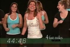 Walk away the pounds with Leslie Sansone - Walk Slim: 4 Fast Miles Gym Workout Tips, Workout Videos, At Home Workouts, Walking Exercise, Walking Workouts, Walking Videos, Fitness Tips, Health Fitness, Leslie Sansone